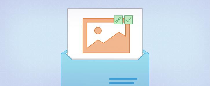 Bilder sichtbar in Emails einbetten