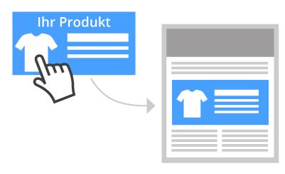 1-Klick-Produktübernahme E-Mail Marketing