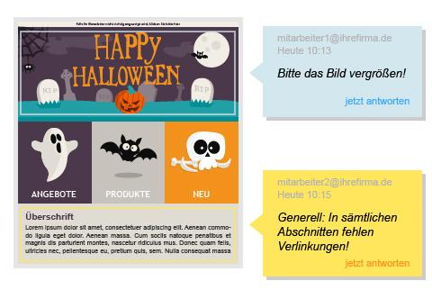 Teamwork E-Mail Marketing Software