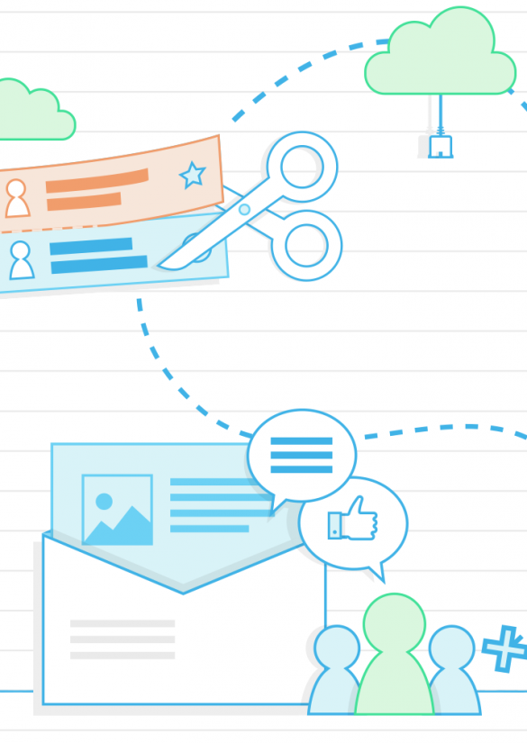 Infografik Vorsätze für Ihr E-Mail Marketing