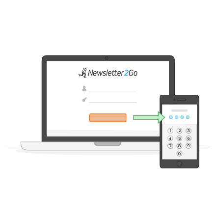 2-Faktor Anmeldung im E-Mail Marketing
