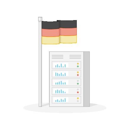 Dedizierte Deutsche Server