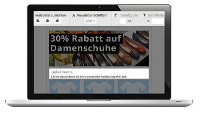 HTML Newsletter erstellen am Mac - Newsletter2Go