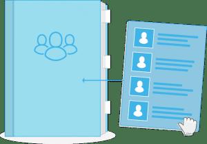 E-Mail Marketing für Anfänger Empfängerliste - Newsletter2Go