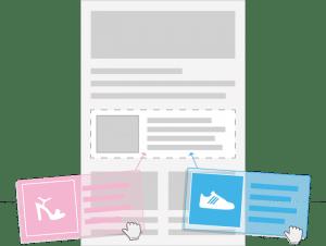 Personalisierte Bausteine - Newsletter2Go