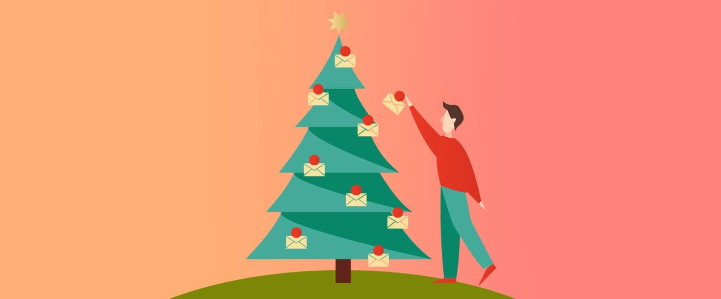 Weihnachtsmail-Vorlage_Newsletter2Go