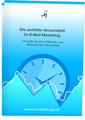 Cover Versandzeiten im E-Mail Marketing
